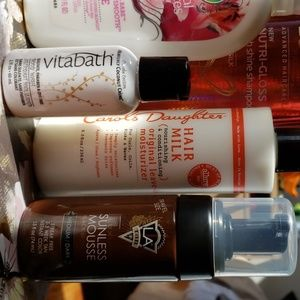 Other - Hair and body products